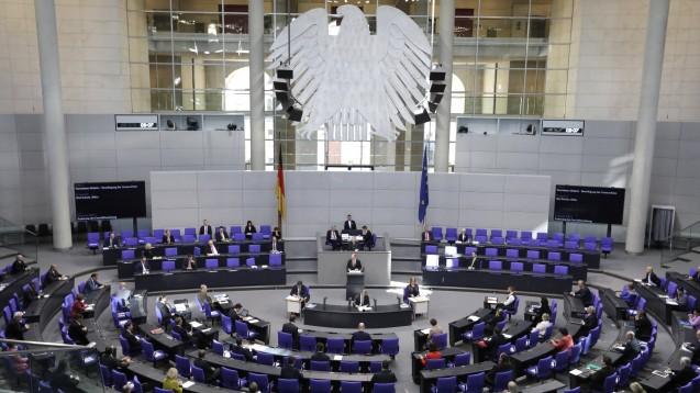 Nächste Woche endet die parlamentarische Sommerpause. (Foto: imago images / Jens Schicke)