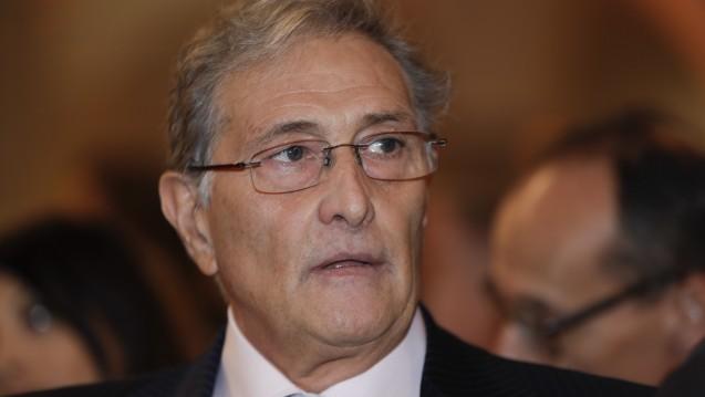 Der Chef der Europäischen Arzneimittelagentur Guido Rasi blickt dem Umzug seiner Behörde mit gemischten Gefühlen entgegen. (s / Foto:picture alliance / AP Images)