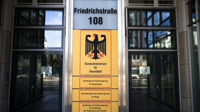 Das Bundesgesundheitsministerium will keine Details zum neuen Apotheken-Gutachten beantworten, weder von der Linken-Bundestagsabgeordneten Sylvia Gabelmann noch von DAZ.online. (m / Foto: imago images / Contini)