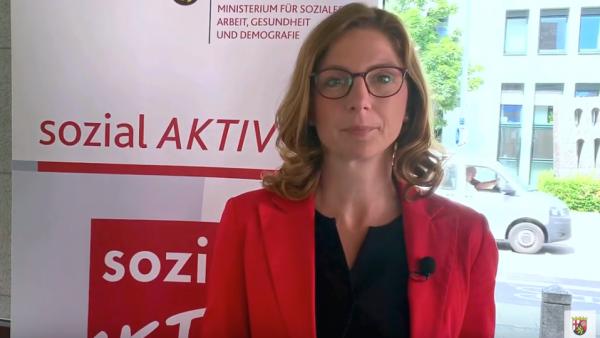 Ministerin bedankt sich in Video-Botschaft bei Apothekern