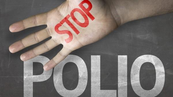 WHO meldet zwei Polio-Fälle in der Ukraine