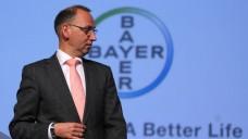 Alles richtig gemacht mit der Monsanto-Übernahme, findet Konzernchef Werner Baumann. (Foto: dpa)