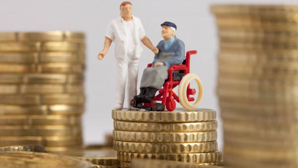 Erstmals mehr als 1 Milliarde Euro pro Tag für die Gesundheit