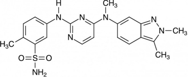 pazopanib neuer multi tyrosinkinase inhibitor. Black Bedroom Furniture Sets. Home Design Ideas