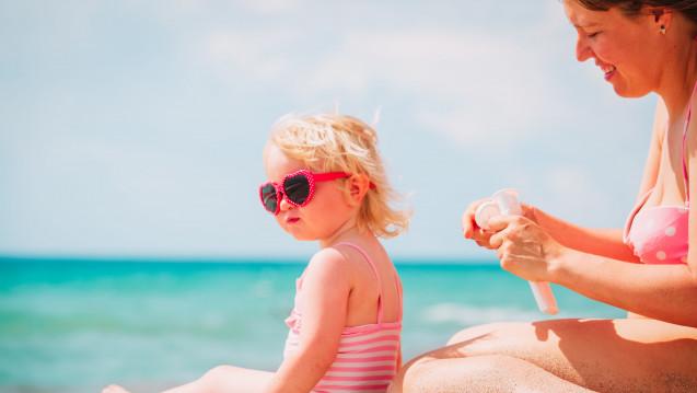 Sonnenbrand: ein zu geringer Lichtschutzfaktor und zu viel Sonne. (Foto: nadezhda1906 / stock.adobe.com)