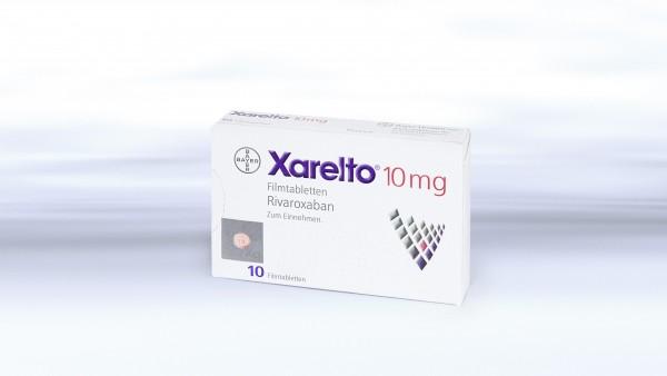 Patentangriff auf Kassenschlager Xarelto