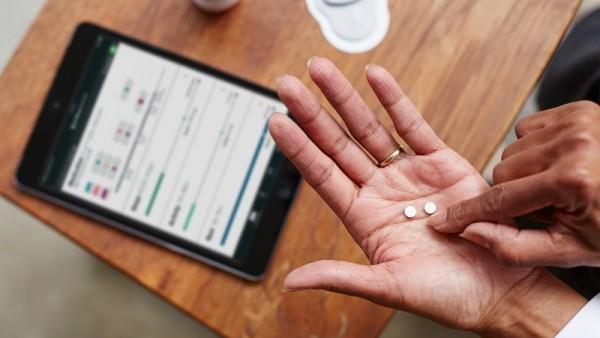 Die elektronische Tablette von Proteus Digital Health soll sicherstellen, dass Patienten ihre Arzneimittel nehmen. (Quelle: Proteus Digital Health)