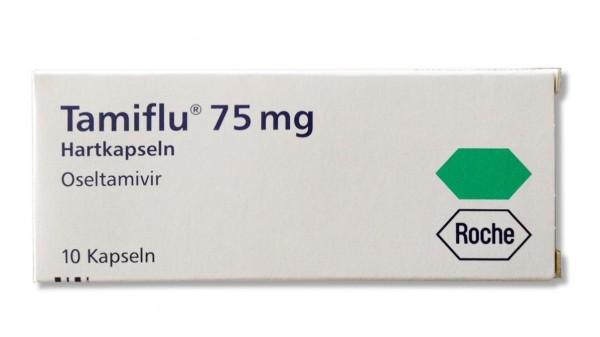 Tamiflu gegen Grippe