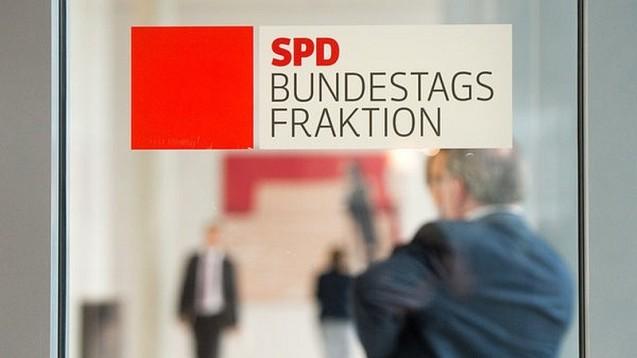 Nur ein Platz neu zu vergeben? Die Arbeitsgruppe Gesundheit der SPD-Bundestagsfraktion könnte nahezu unverändert bleiben. (Foto: dpa)