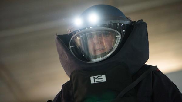 Sprengstoff-Paket in Apotheke abgegeben – Polizei sperrt Innenstadt ab