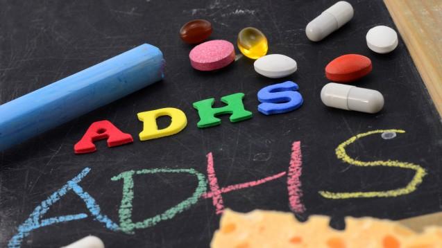 Aufmerksamkeits-Defizit-Hyperaktivitäts-Störung (ADHS)